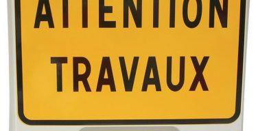 Travaux rue de la Camargue