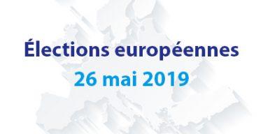 Dimanches 26 mai 2019 – Elections européennes
